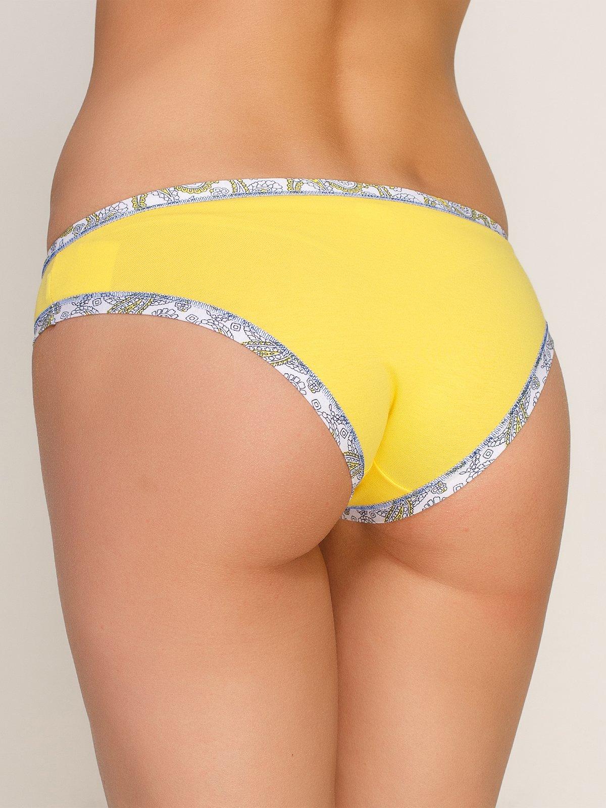 Желтые трусики фото — pic 5