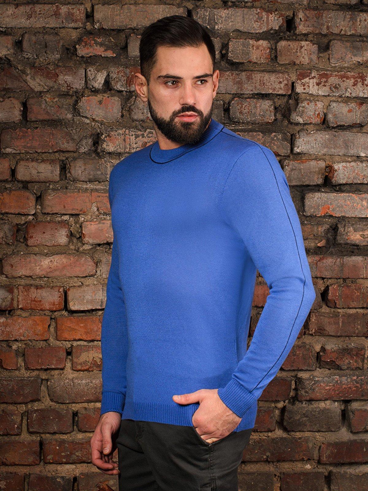 Джемпер яскраво-синій | 4058309