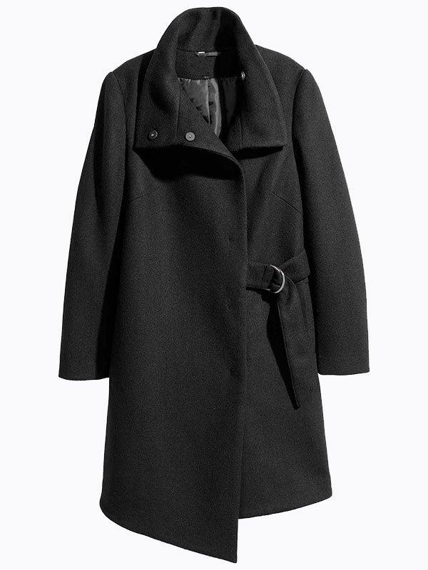 Пальто черное | 4063860