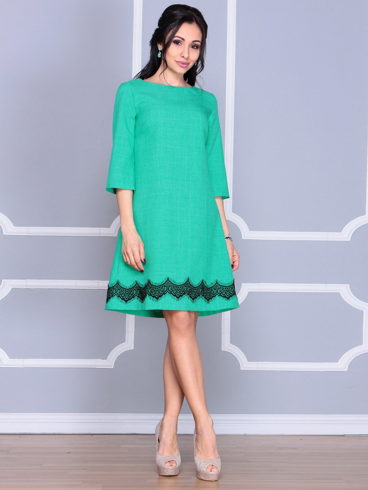 Сукня зелена | 4065001