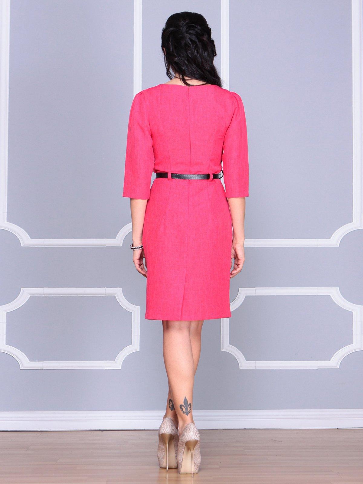 Платье красное | 4065035 | фото 2