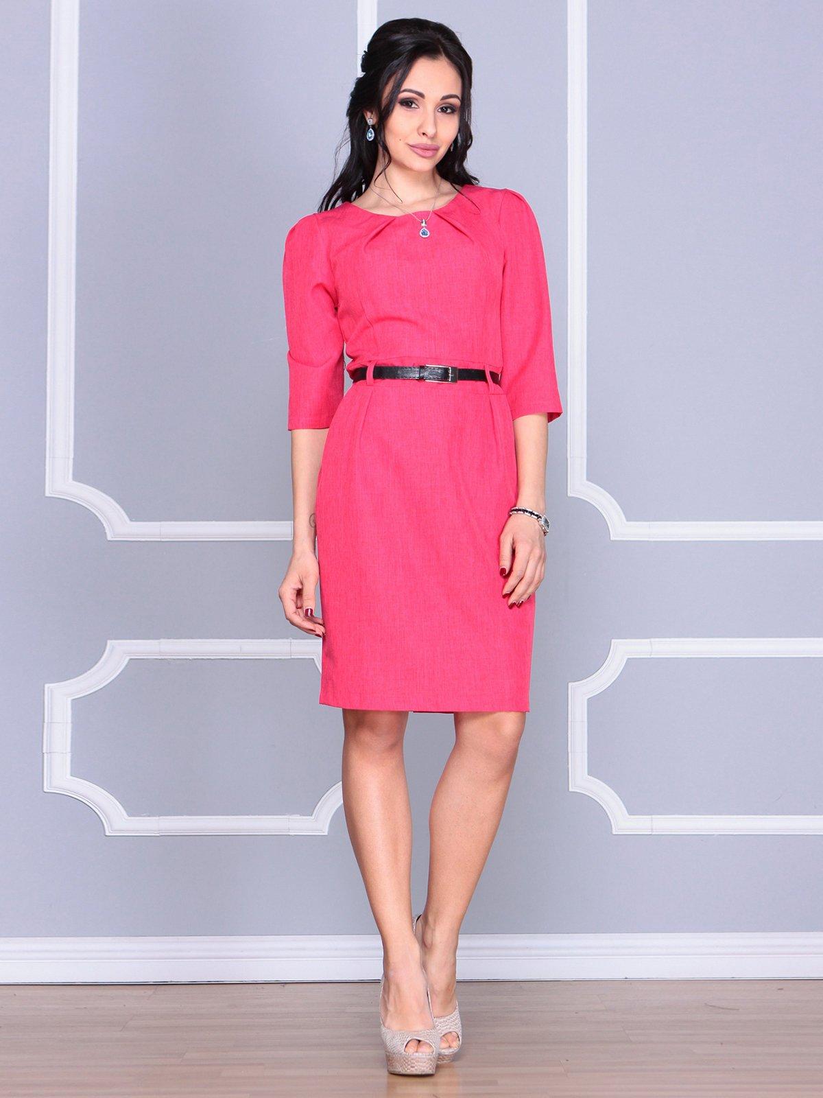 Платье красное | 4065035 | фото 3