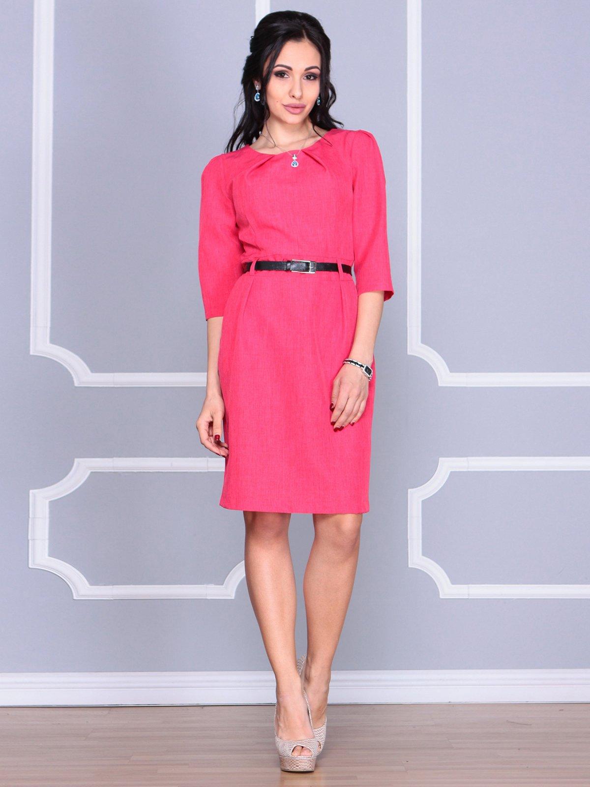 Платье красное | 4065035 | фото 4