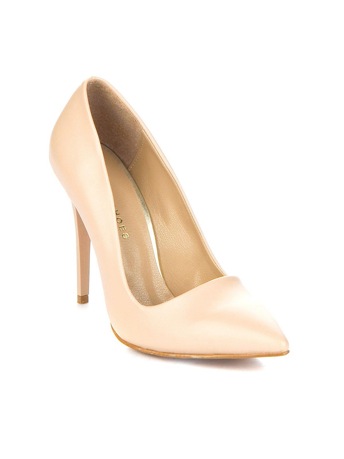 Туфлі тілесного кольору   4066393