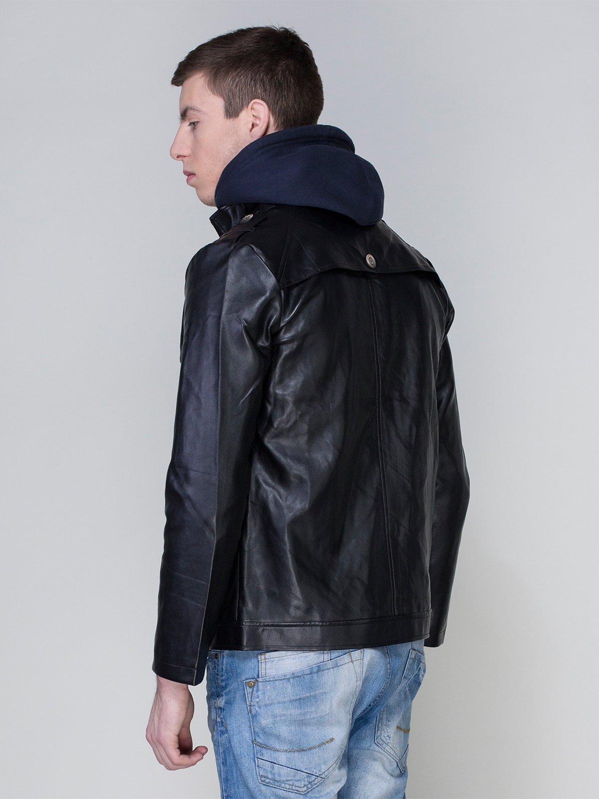 Куртка чорна | 4031120 | фото 2