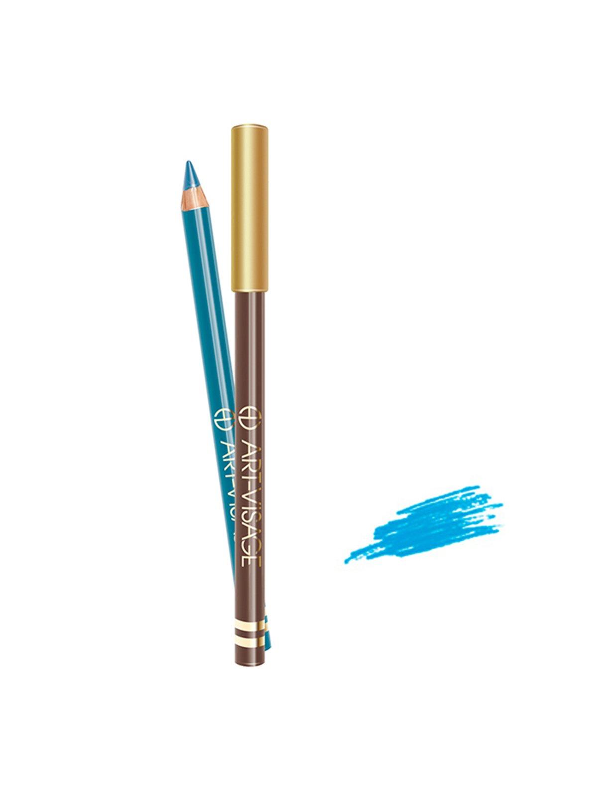 Олівець для очей - №138 - темна бірюза перламутр (5 г) | 4064350