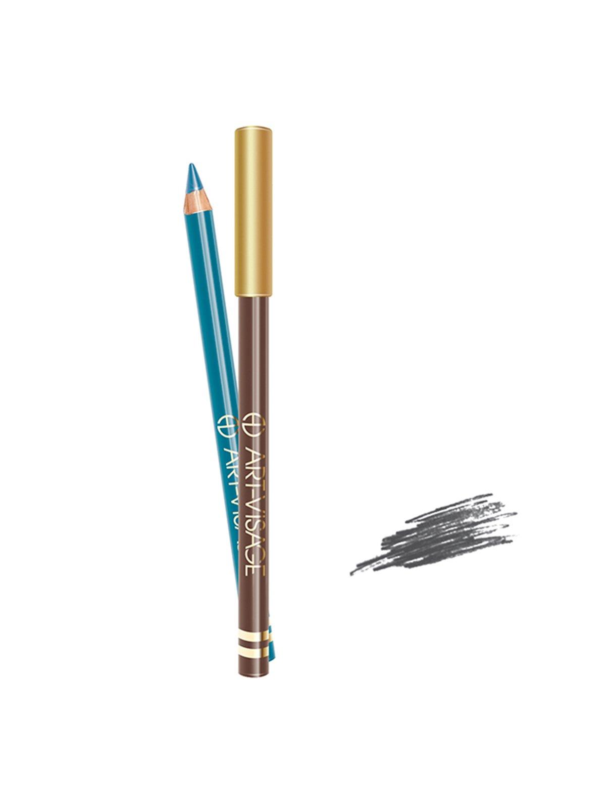 Карандаш для глаз - №148 — черный с блестками (5 г) | 4064358