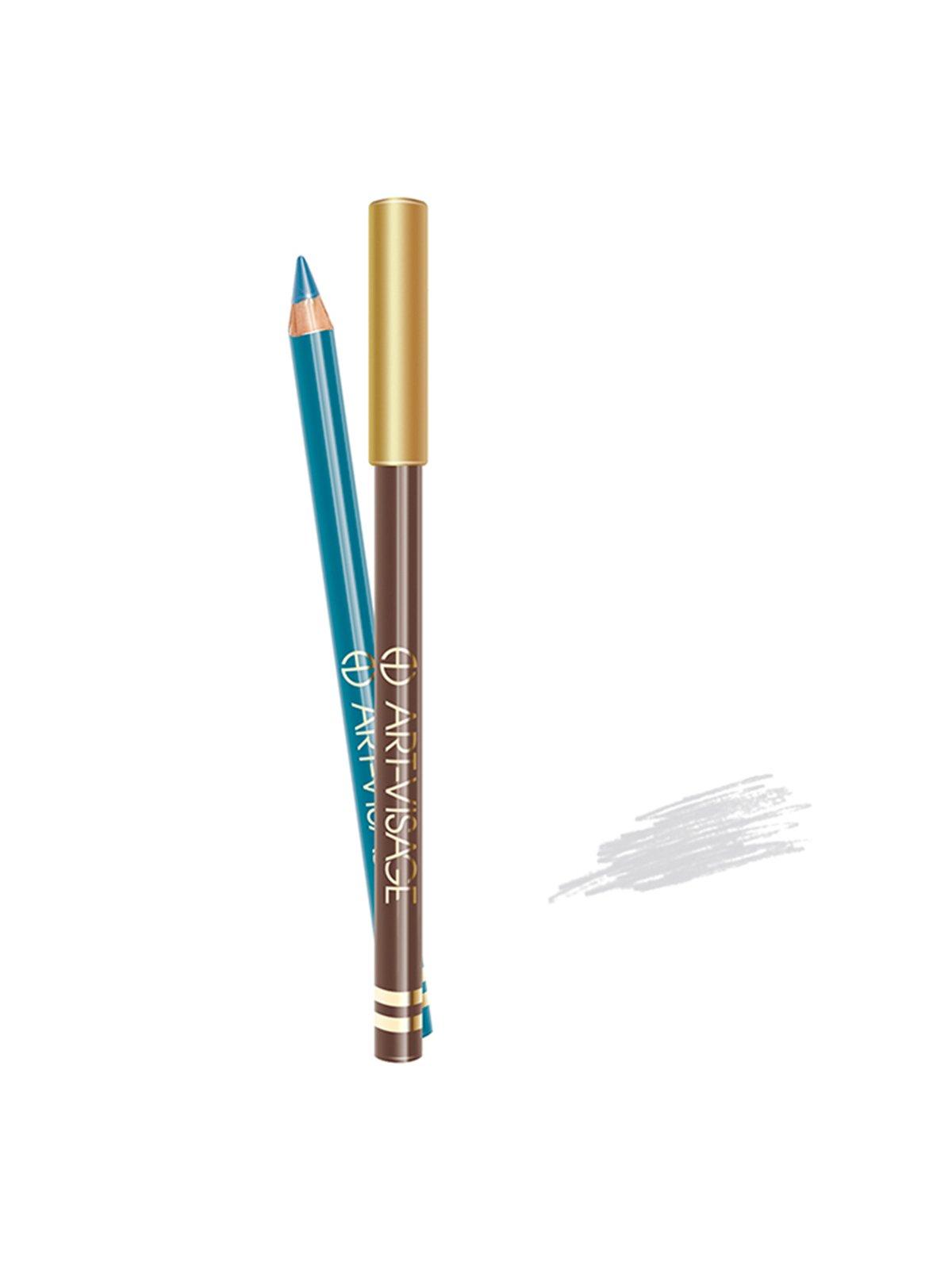 Олівець для очей - №149 — мерехтливе срібло (5 г) | 4064359
