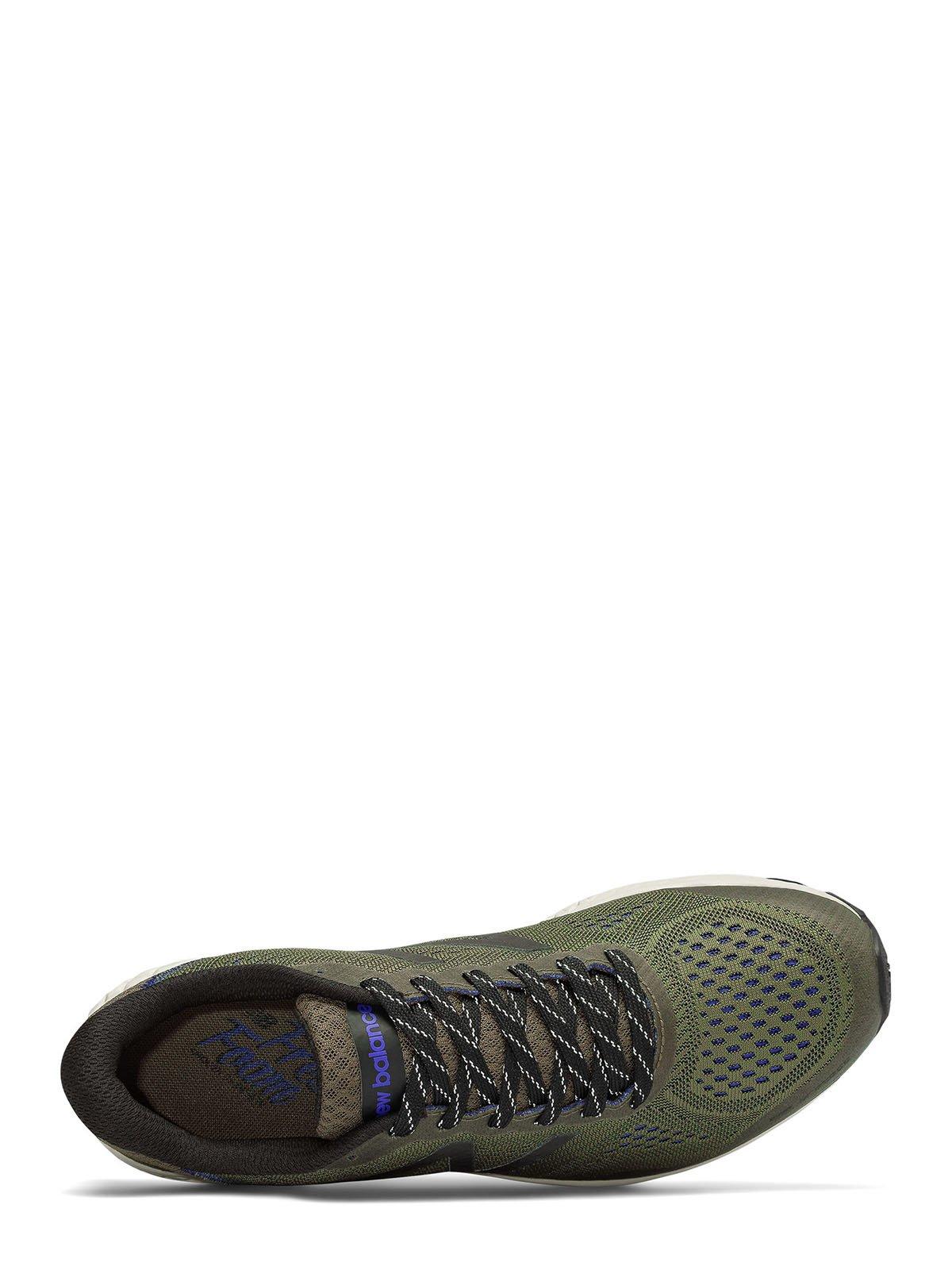 Кросівки кольору хакі Fresh Foam Gobi | 4042479 | фото 3