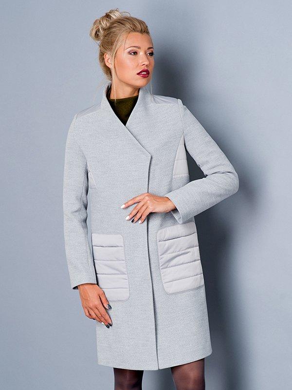 Пальто сіре | 3766707