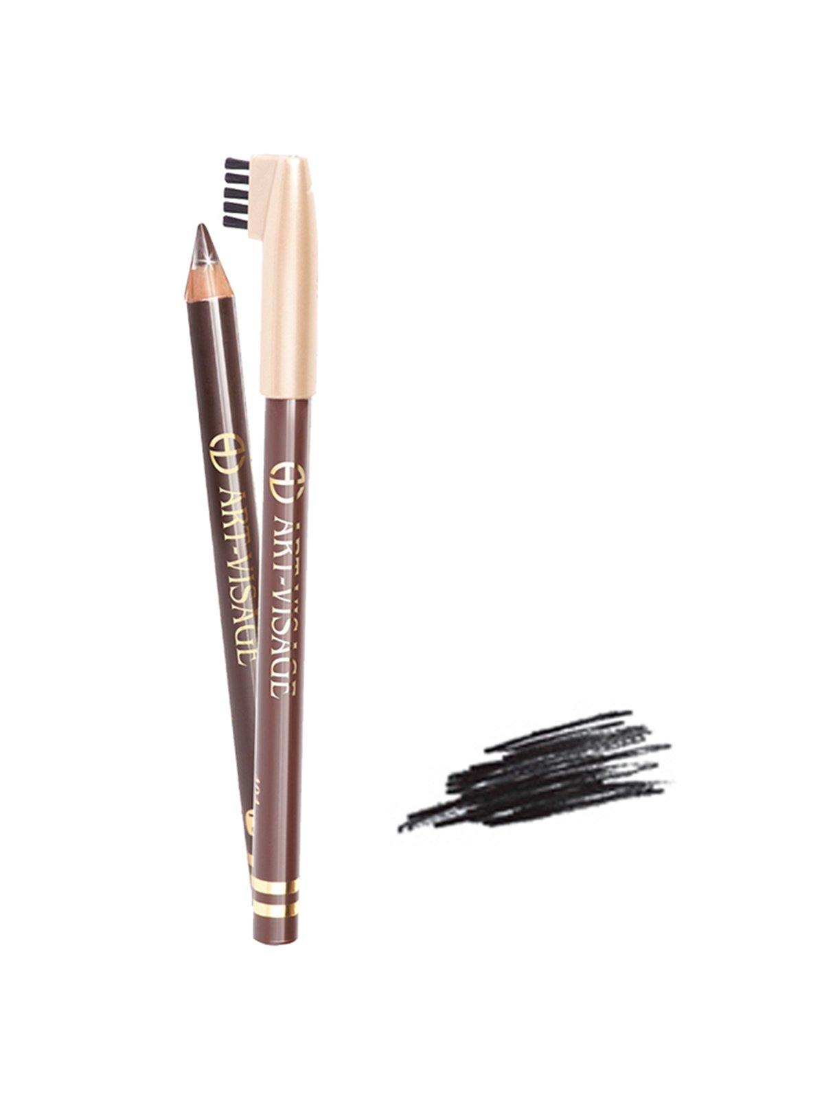 Олівець для брів - №401 — чорний (5 г)   4064322