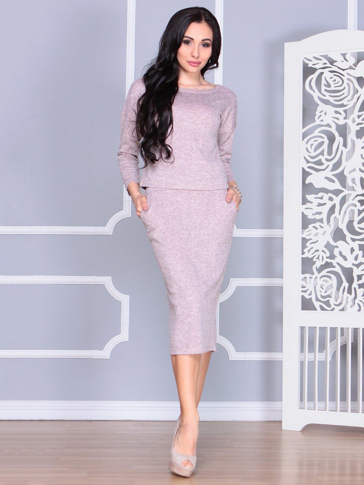 Костюм: блуза и юбка | 4068470