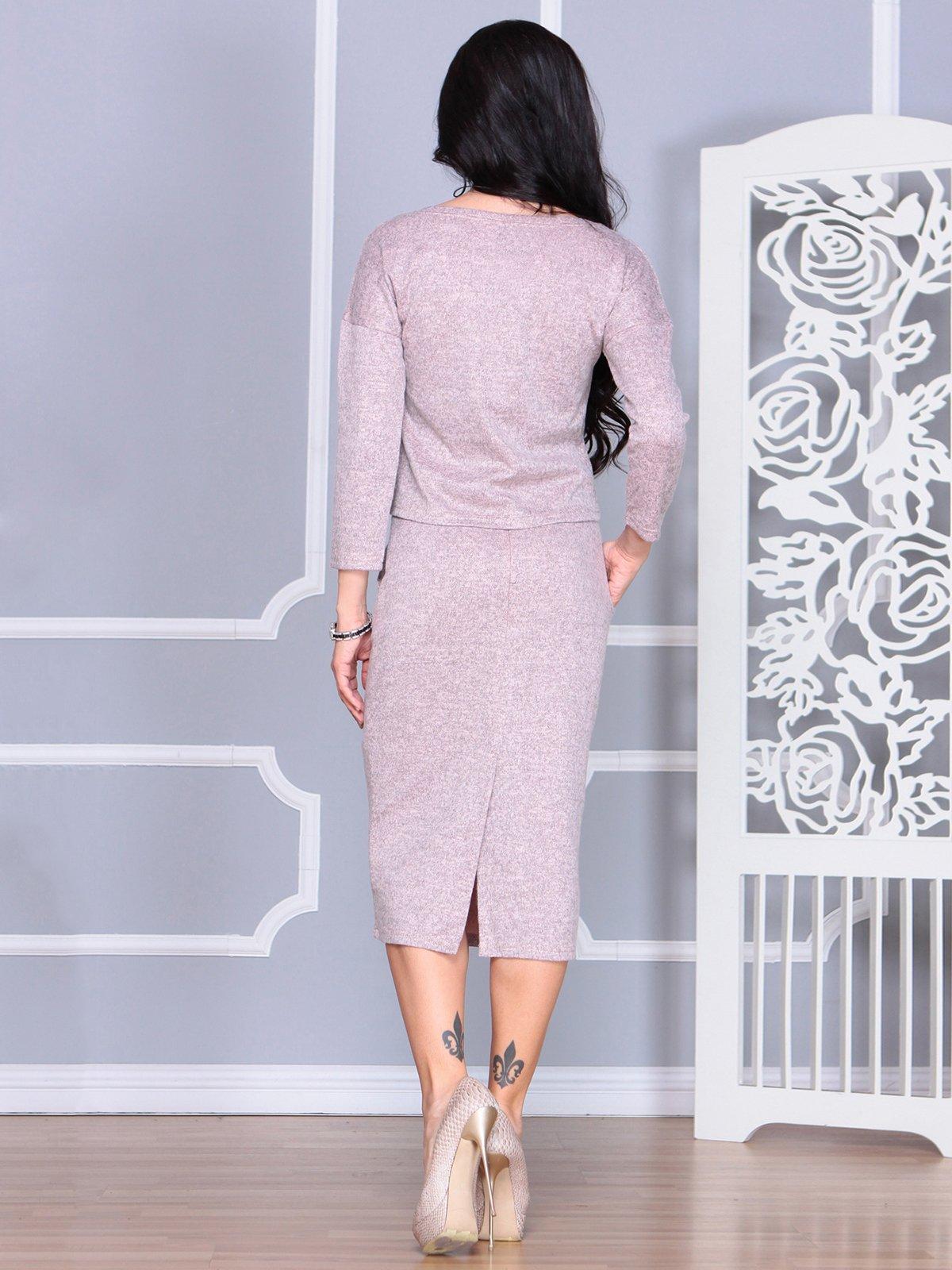 Костюм: блуза и юбка | 4068470 | фото 2
