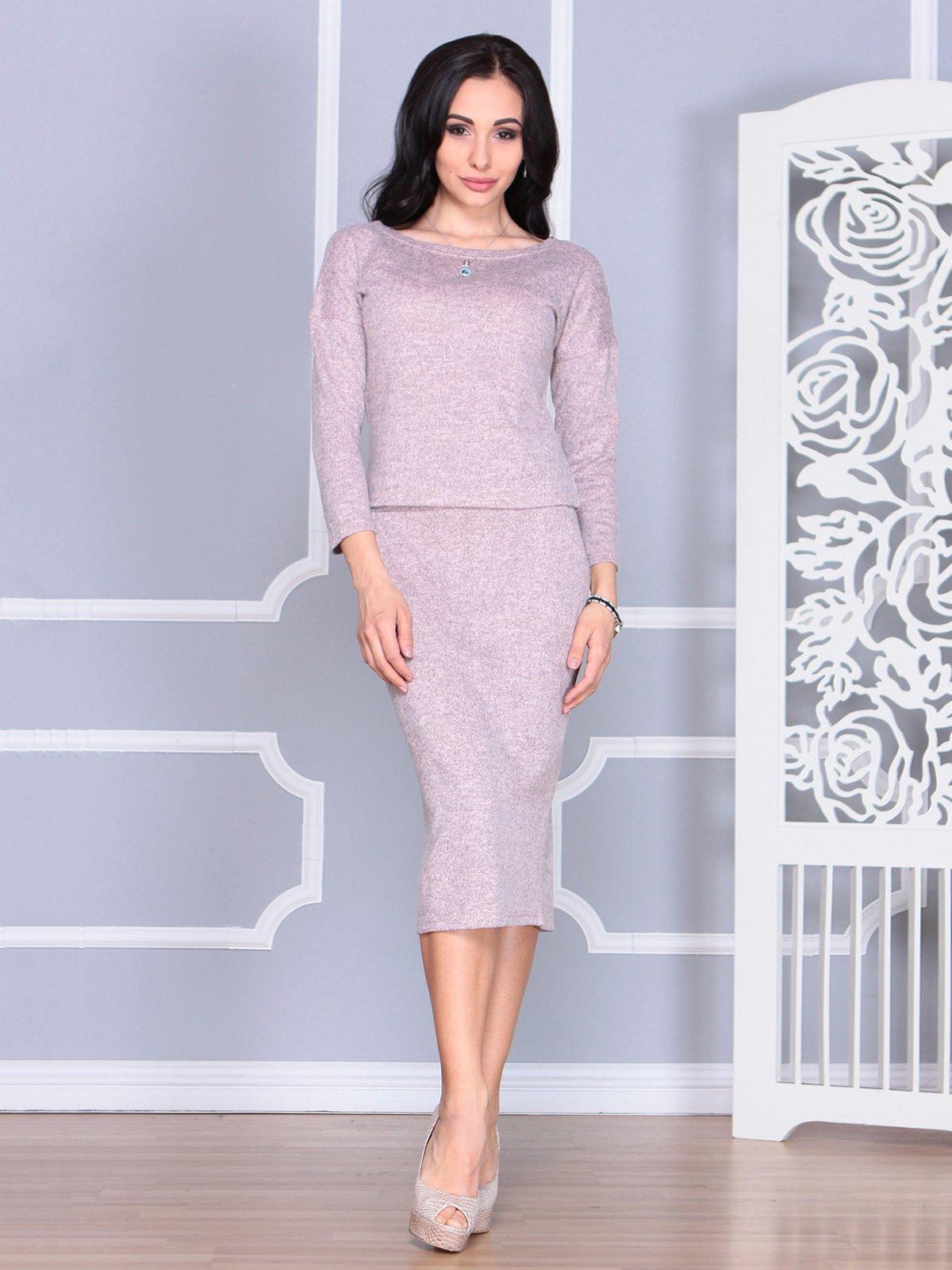 Костюм: блуза и юбка | 4068470 | фото 4