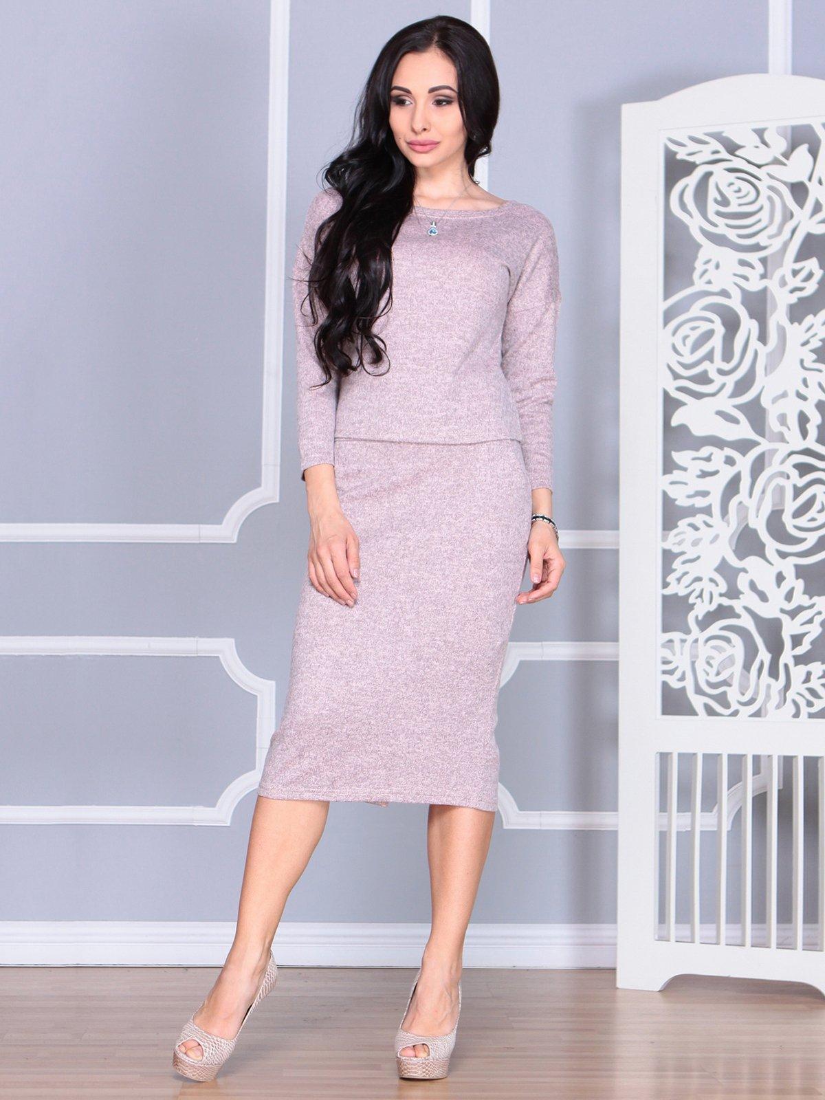 Костюм: блуза и юбка | 4068470 | фото 5