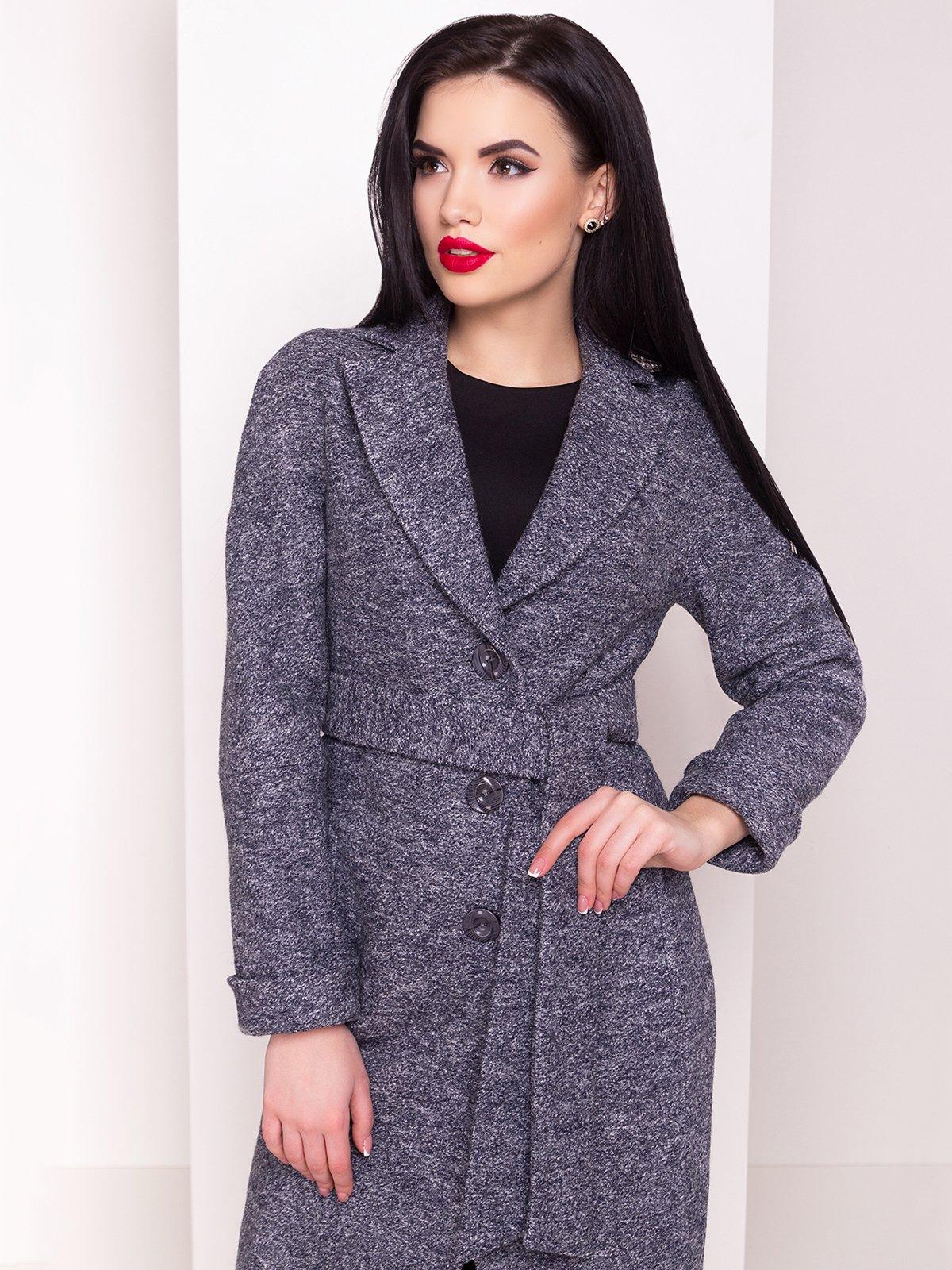 Пальто серое | 4078617