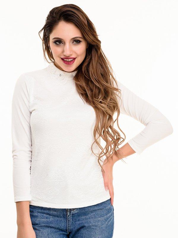 Блуза белая | 4080153
