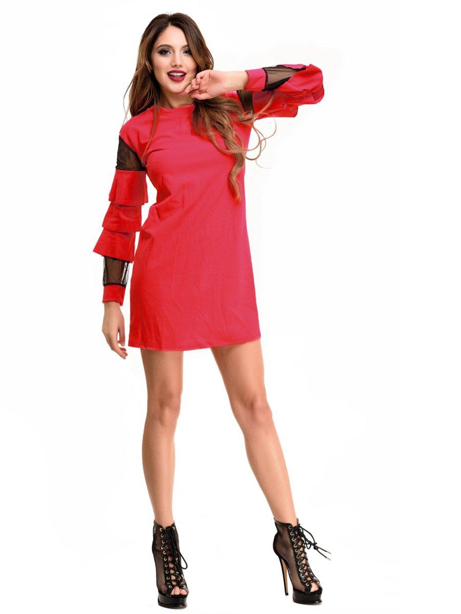 Сукня червона | 4080306