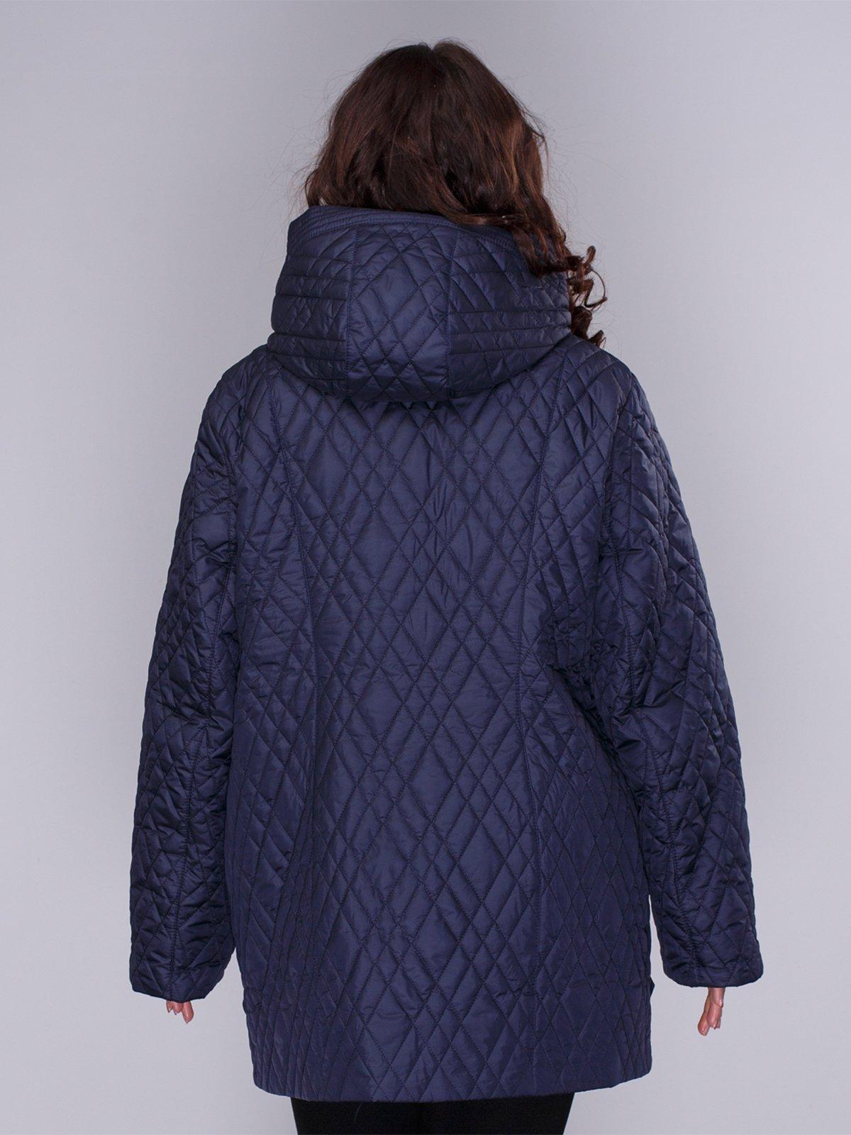 Куртка синяя | 4081215 | фото 2
