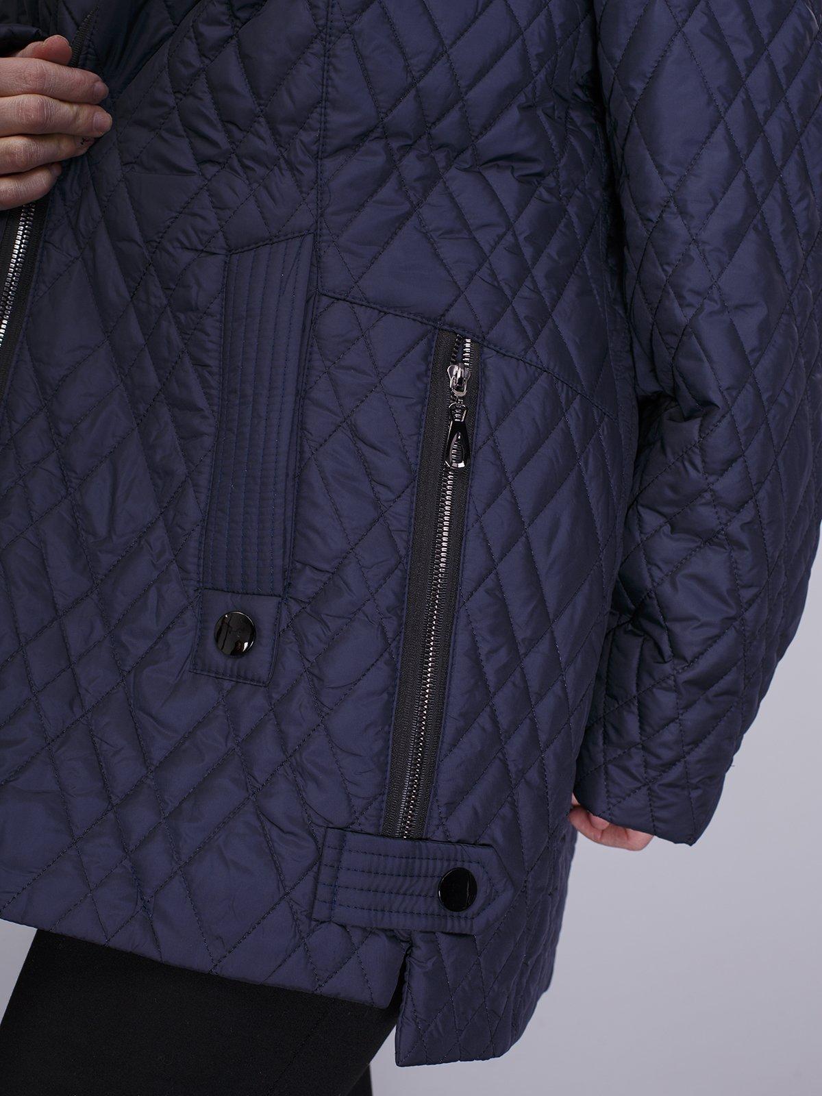 Куртка синяя | 4081215 | фото 3