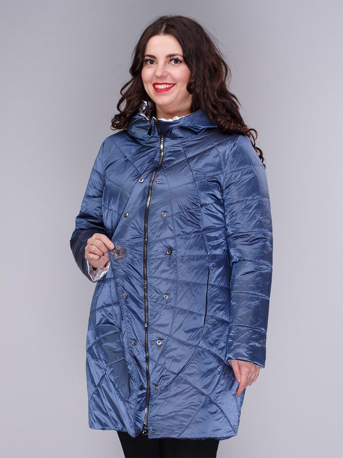 Куртка синя | 4081205