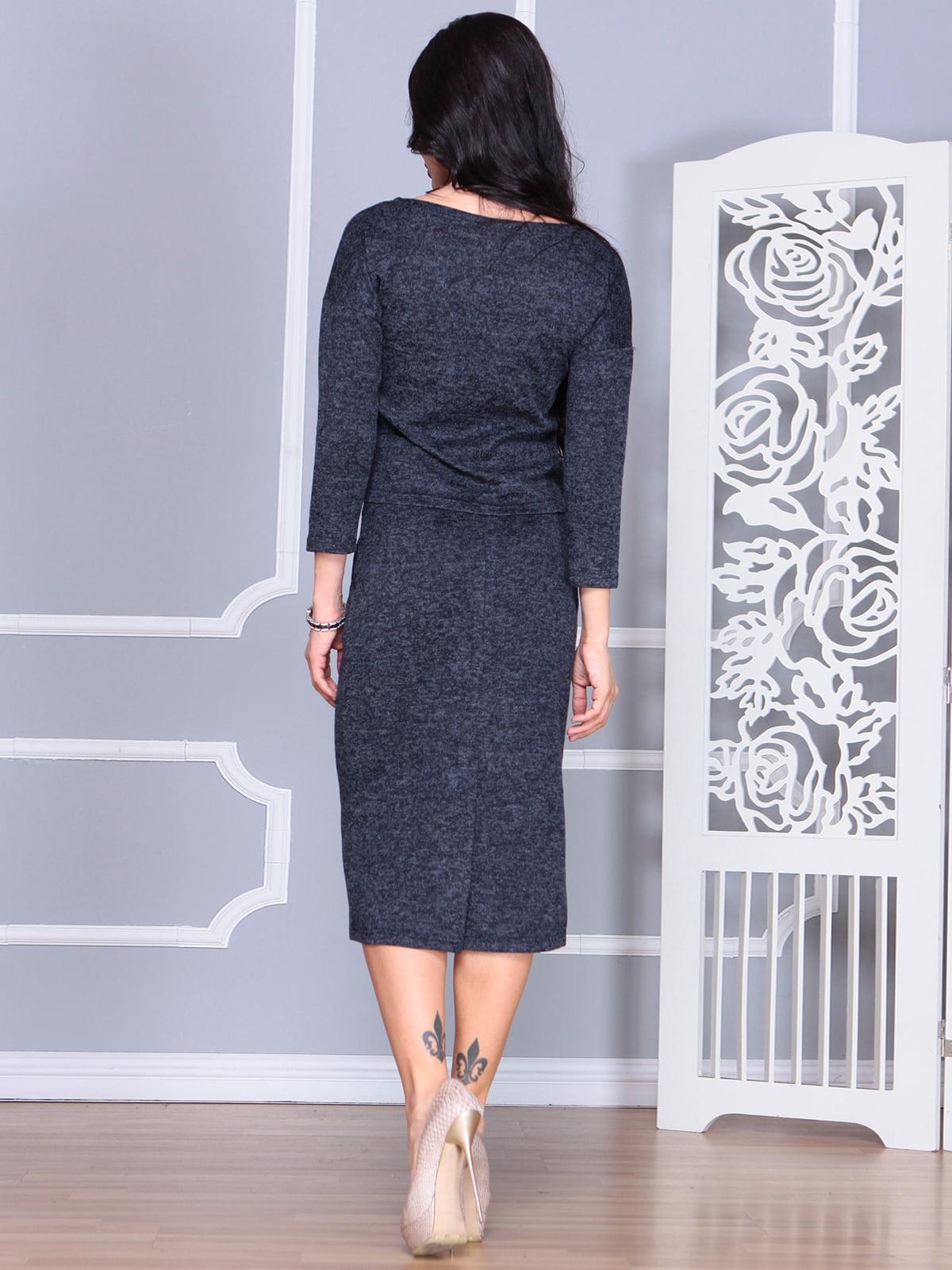 Костюм: блуза и юбка   4085615   фото 2