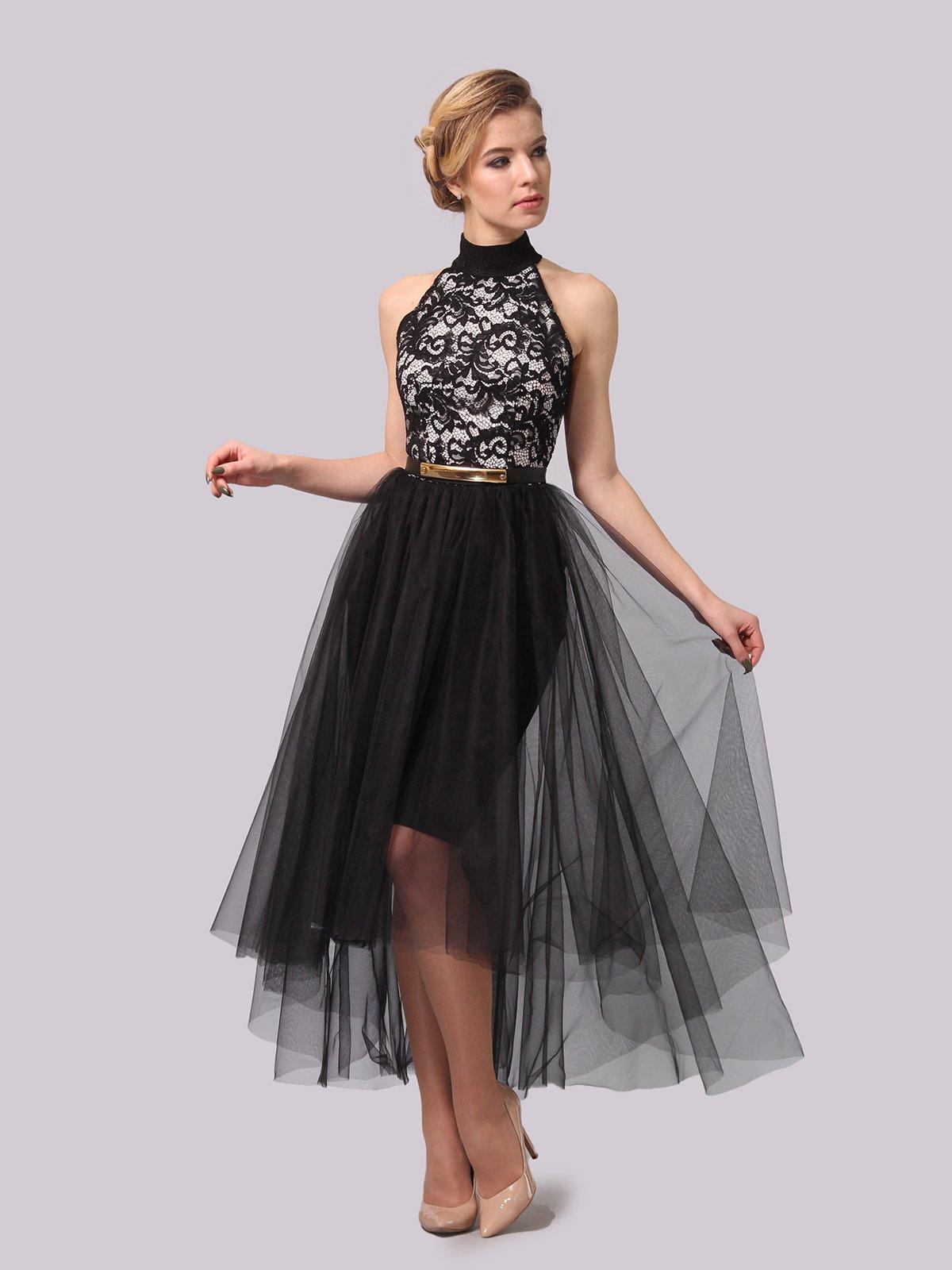 Платье черное   4090679