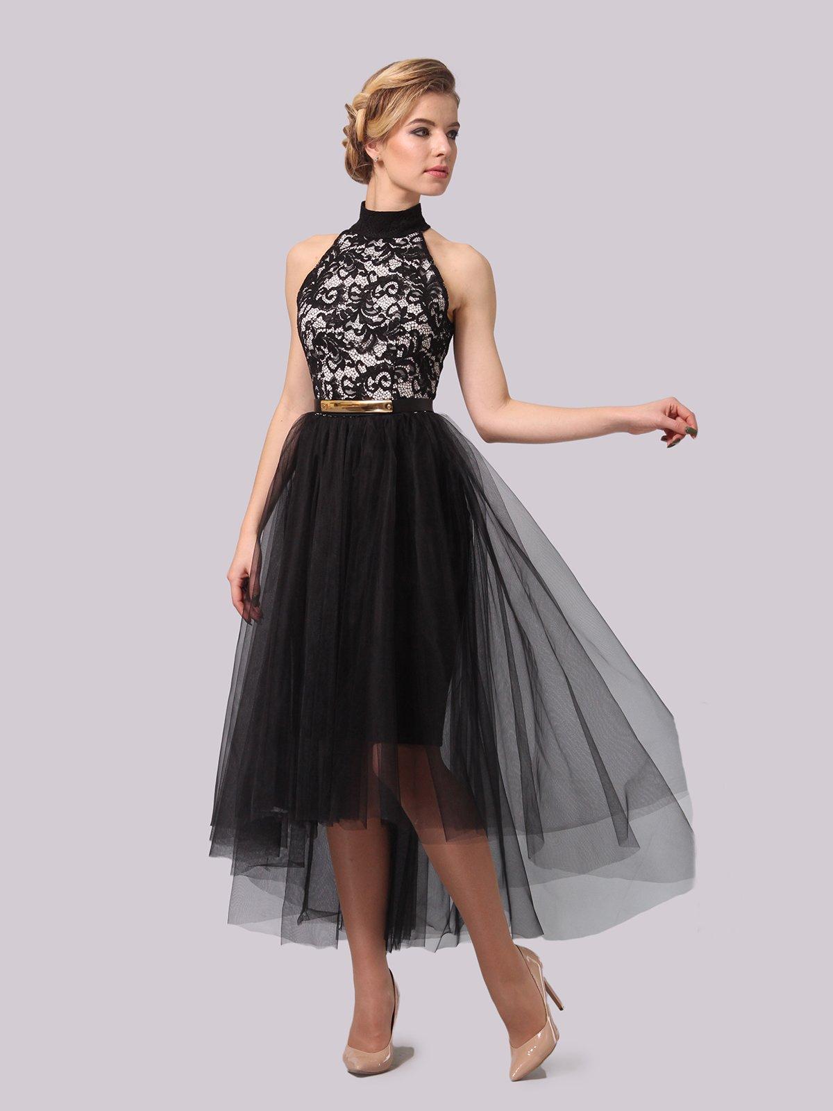 Платье черное   4090679   фото 2