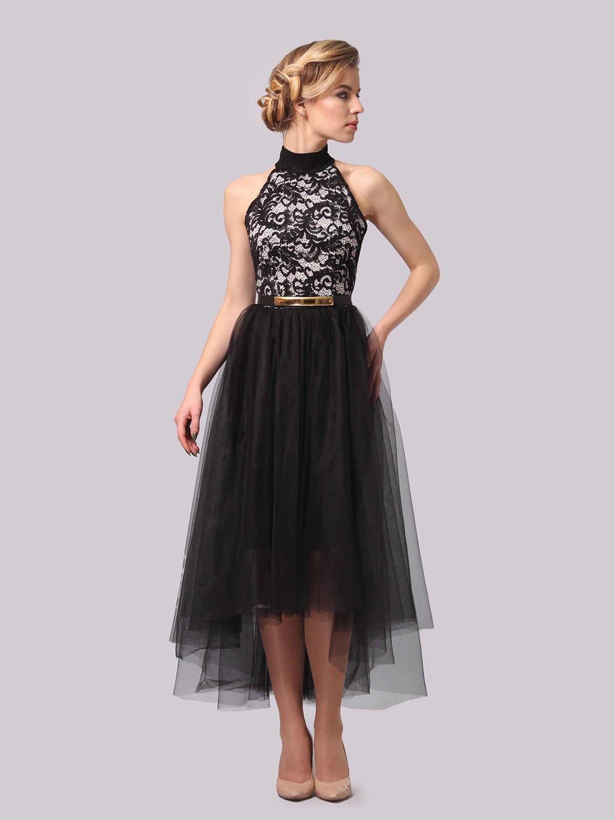 Платье черное   4090679   фото 4