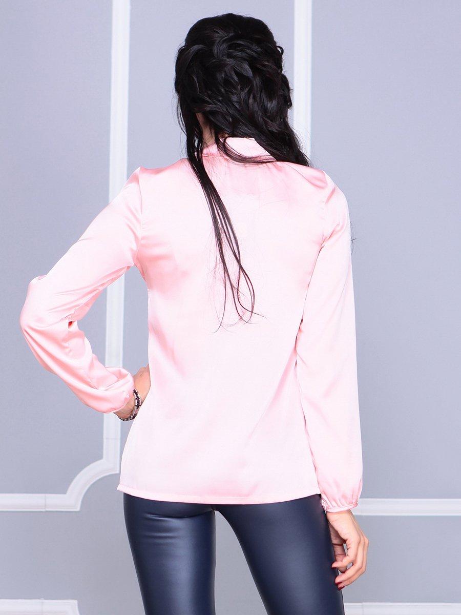 Блуза персикового цвета | 4092884 | фото 2
