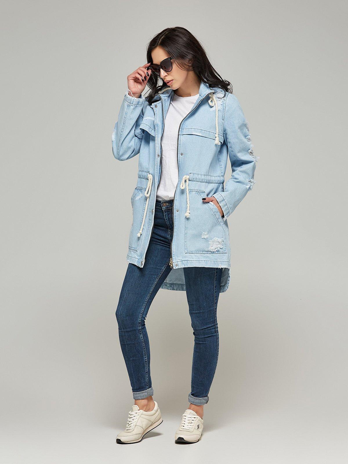Куртка блакитна   4093251