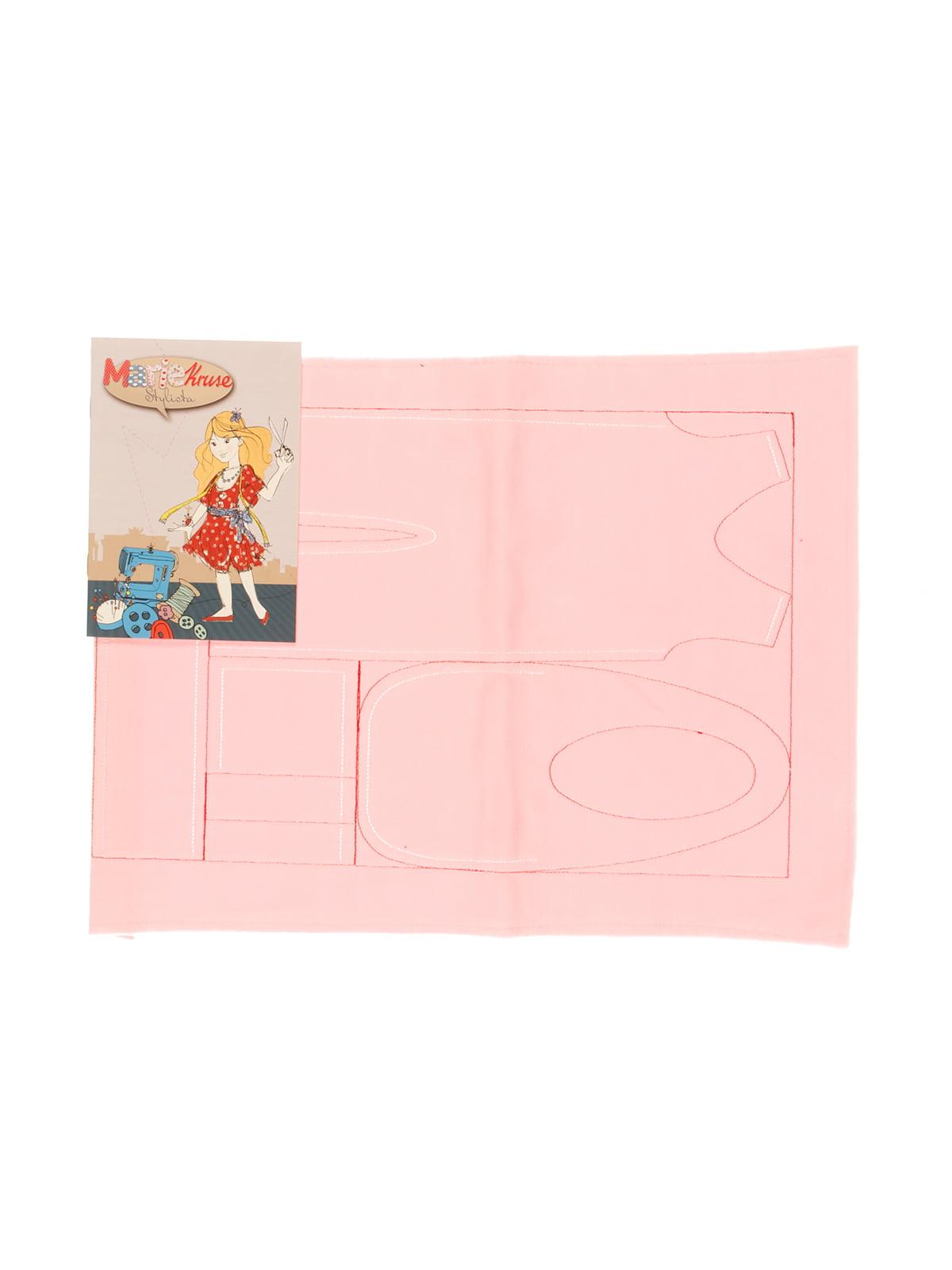 Викрійка одягу для ляльки | 4064878