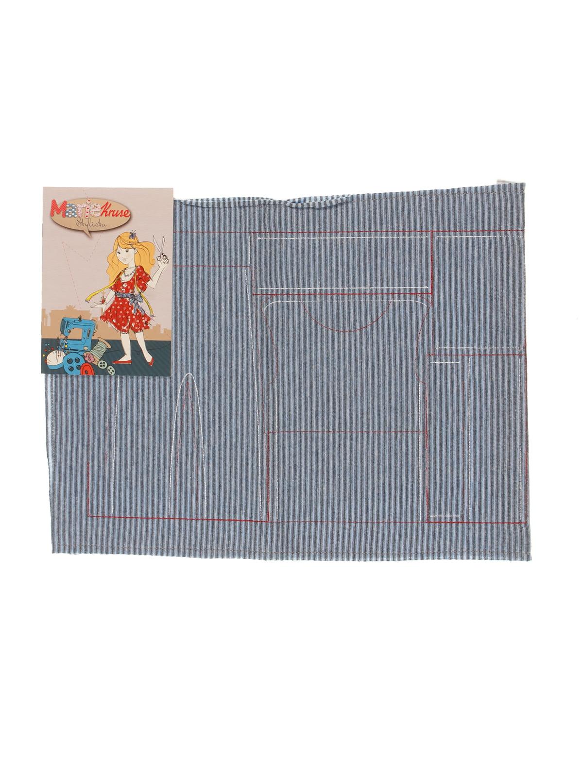 Выкройка одежды для куклы | 4064910