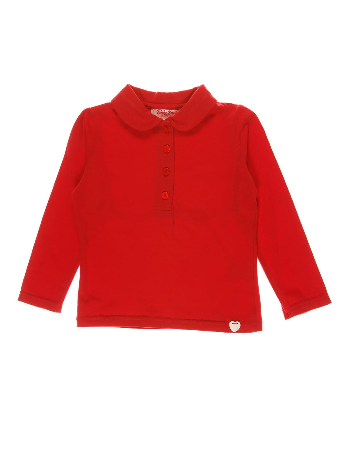 Джемпер красный | 4064869
