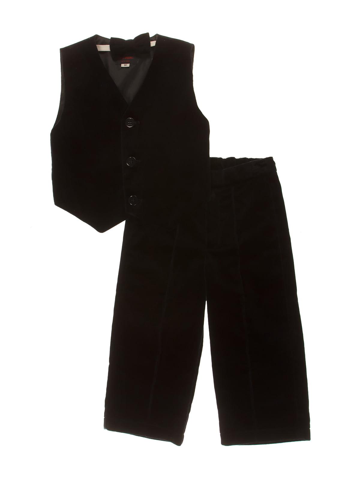 Костюм: брюки, жилет и бабочка | 4064872