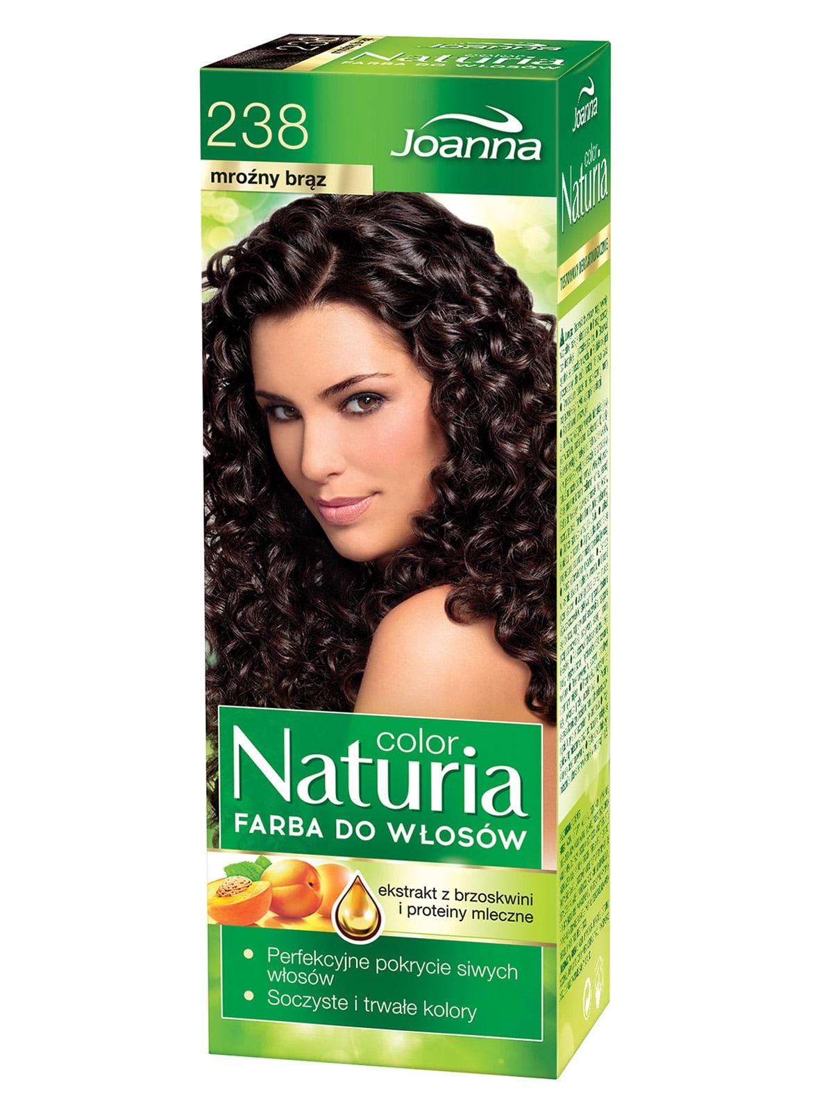 Краска для волос - №238 «Холодный коричневый» | 1535672