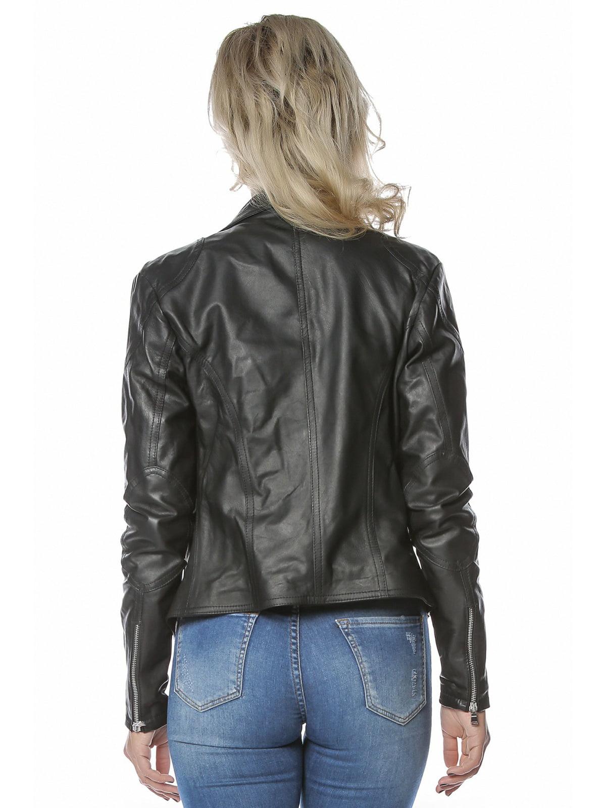 Куртка черная   4112638   фото 2