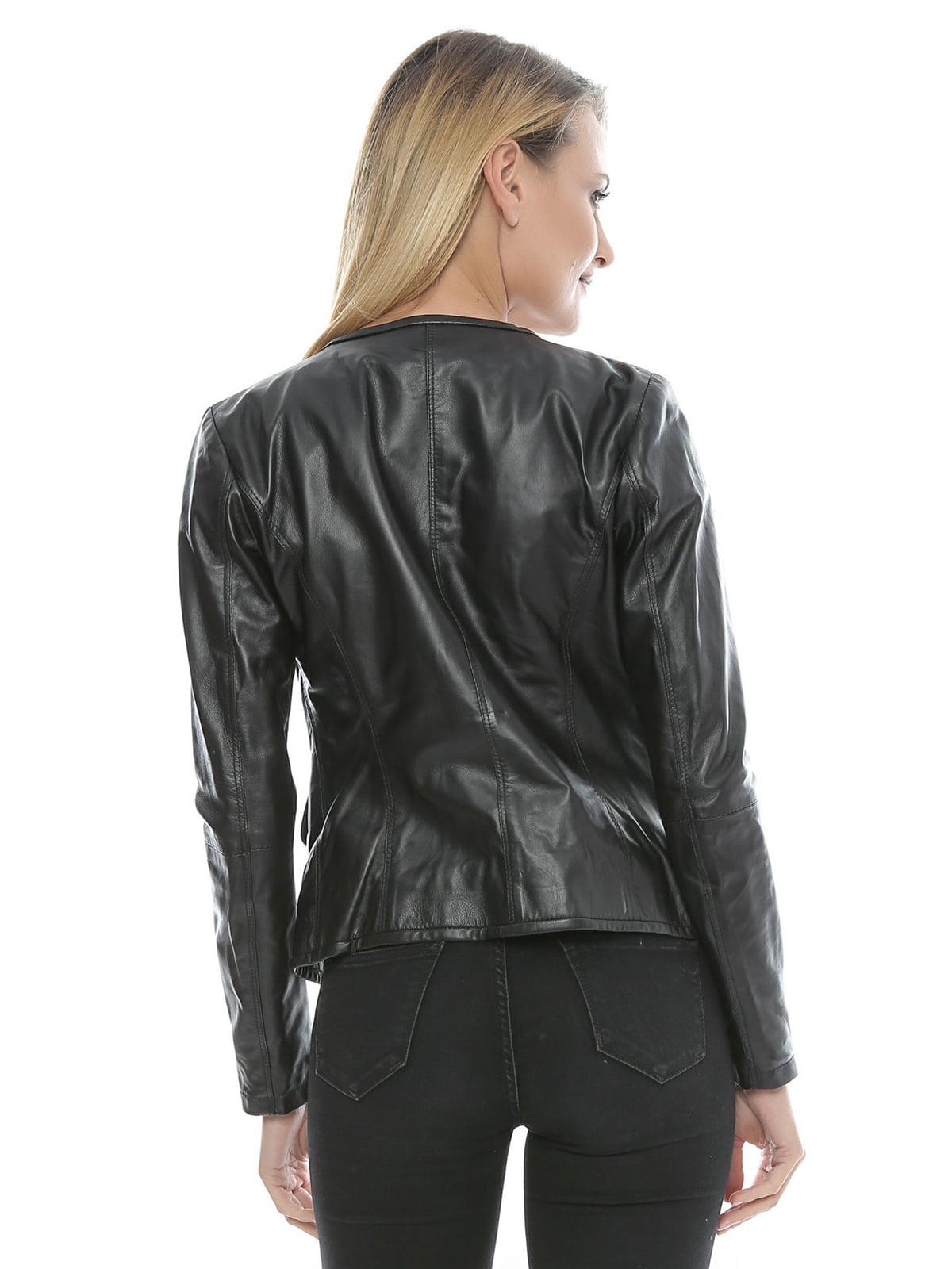 Куртка черная | 4112669 | фото 2