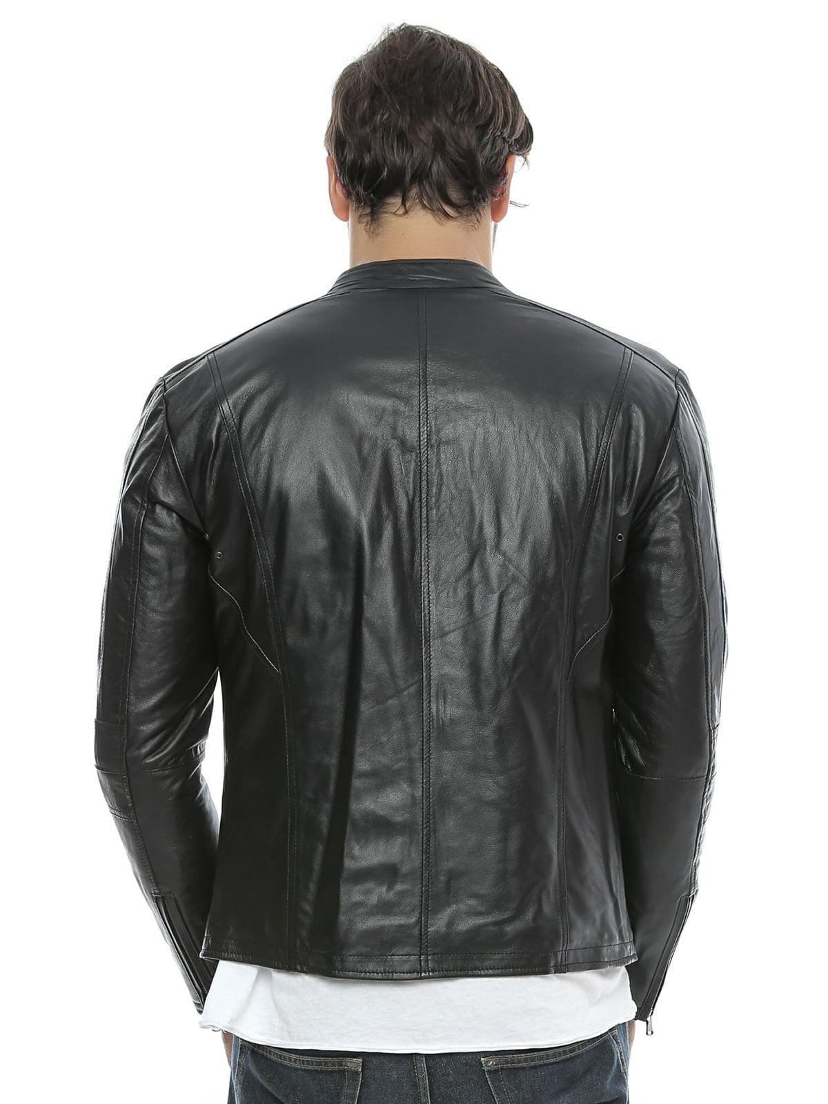 Куртка черная   4112717   фото 2
