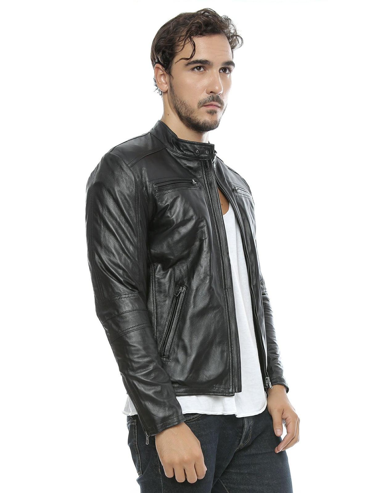 Куртка черная   4112717   фото 3