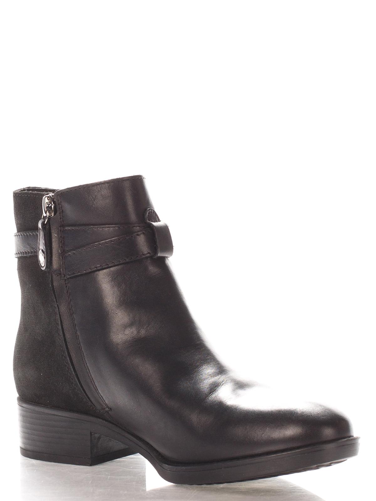 Ботинки черные | 4103931