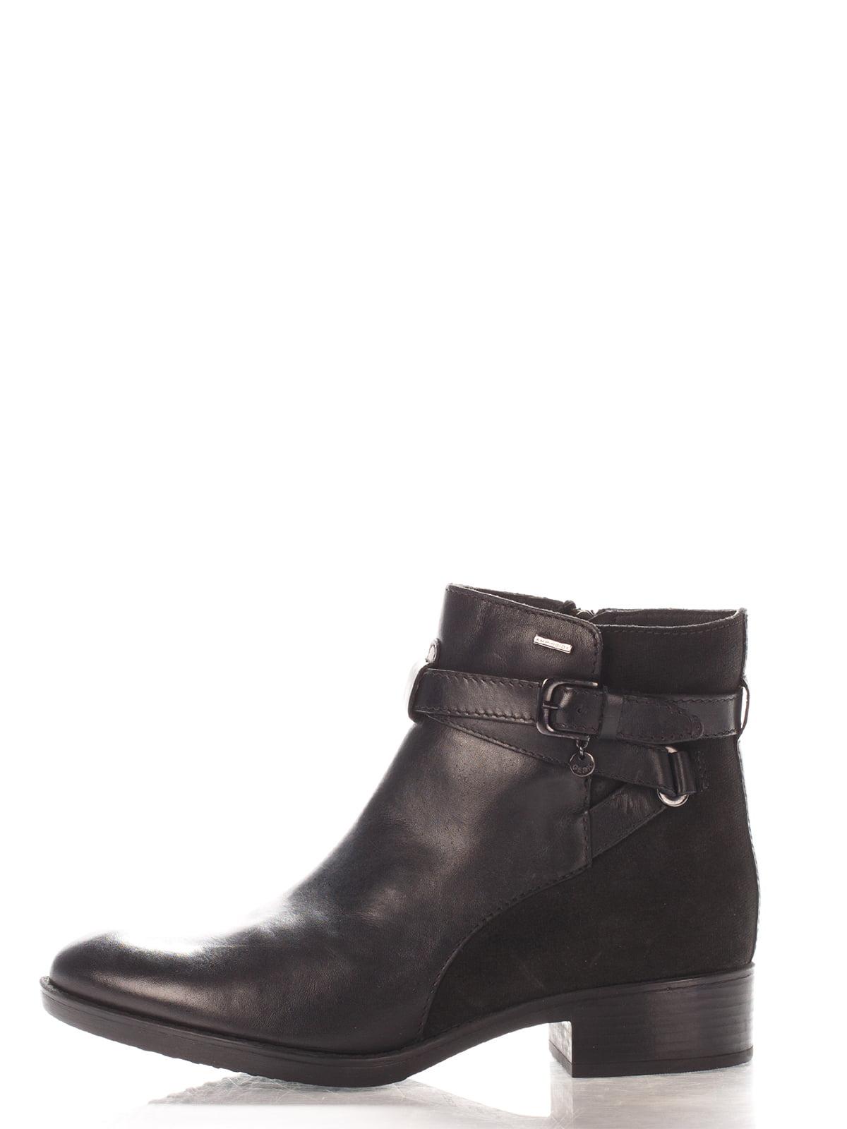Ботинки черные | 4103931 | фото 2