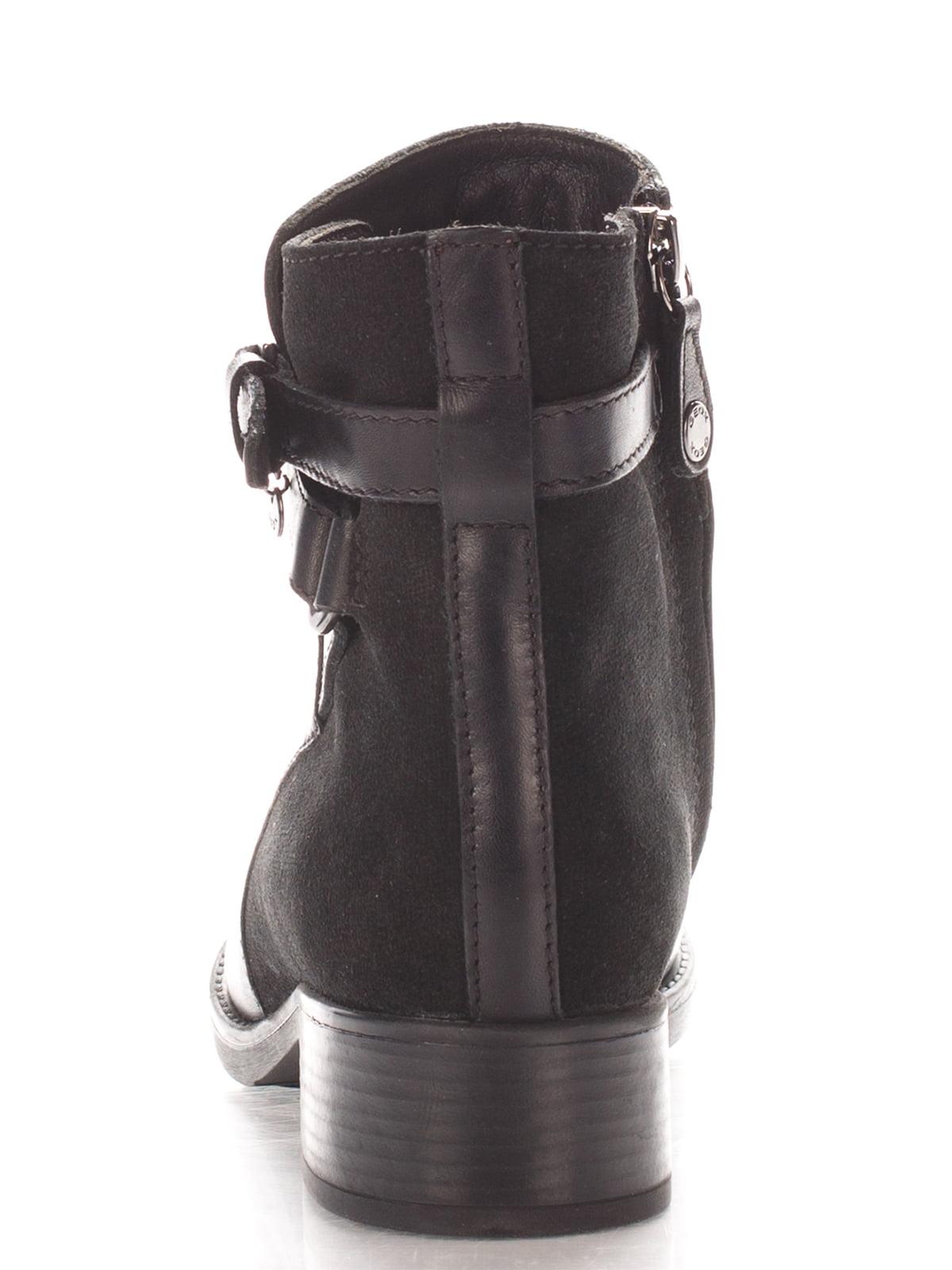 Ботинки черные | 4103931 | фото 3