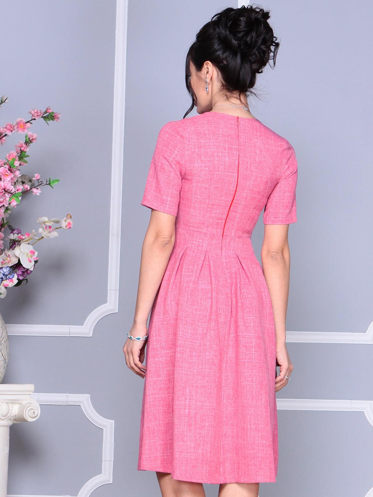 Платье розовое | 4119058 | фото 2