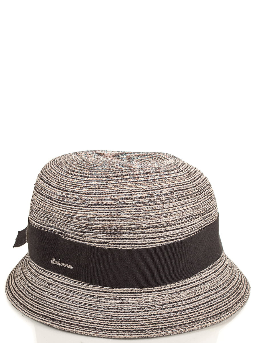 Шляпа бежево-коричневая | 4125497