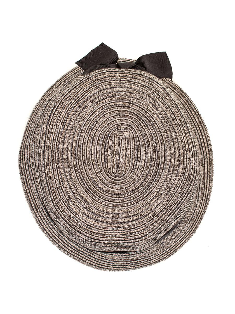 Шляпа бежево-коричневая | 4125497 | фото 2