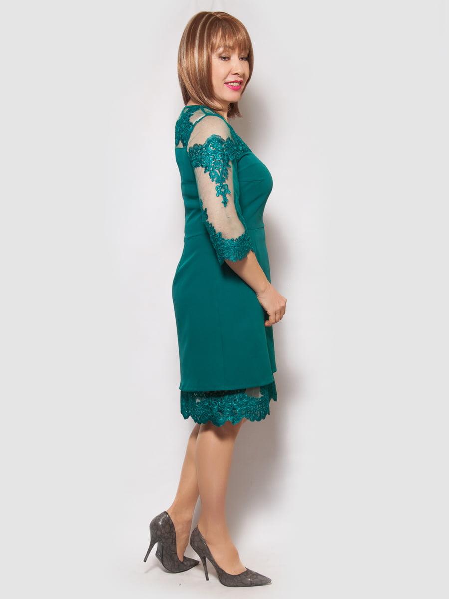Сукня зелена | 4132137 | фото 2