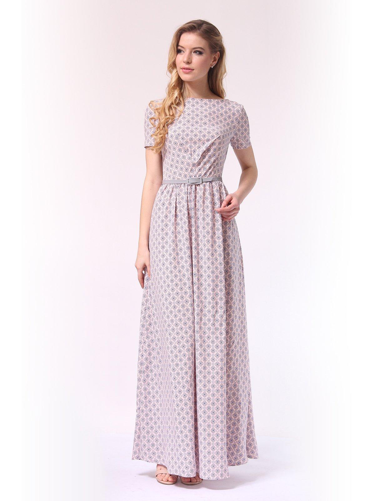 Сукня в квітковий принт | 4133331