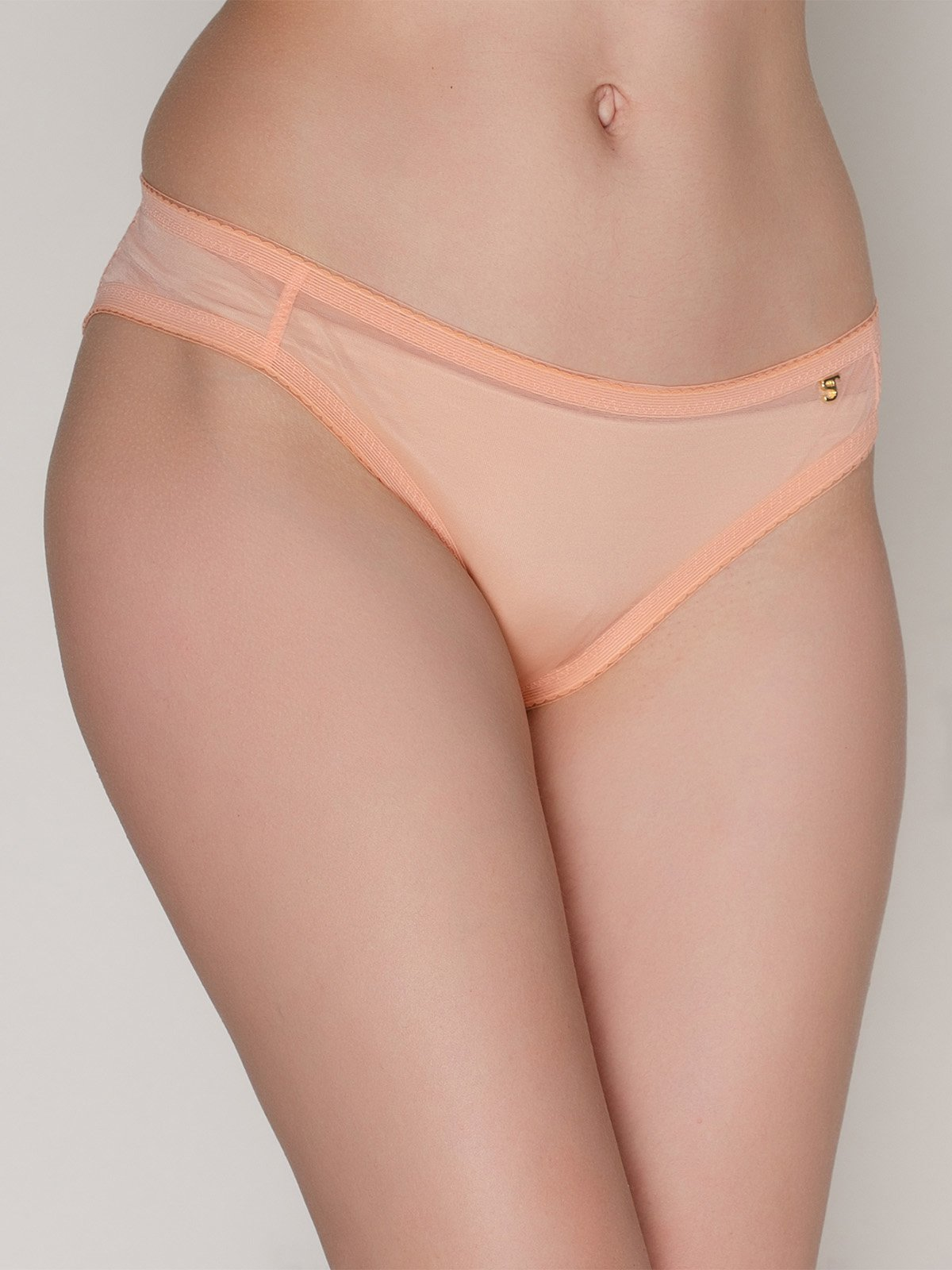 Труси персикового кольору | 4129664