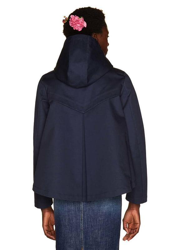 Куртка синя | 4091979 | фото 4